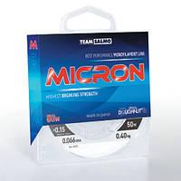Леска монофильная Team Salmo MICRON 050/0.12 (4915-012)
