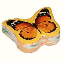 Полотенце прессованное в виде бабочки