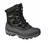 Ботинки зимние Kamik BLACKJACK (-40°) р.45 (WK0075BLK-12)