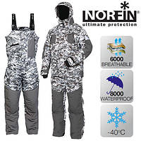 Зимний костюм Norfin EXPLORER CAMO р.XL-L