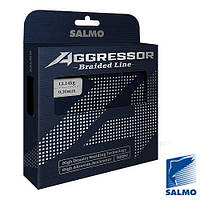 Леска плетёная Salmo Aggressor BRAID 100/0,17 (4908-017)