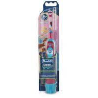 Зубная щетка детская на батарейке Oral-B Stages Power DB 4010/4510 Принцесса