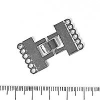 [35/20мм]  Фурнитура для бижутерии разделитель для бус, браслетов