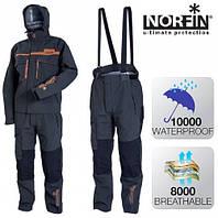 Демисезонный костюм Norfin Pro DRY GRAY р.M