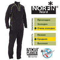 Термобелье микрофлис Norfin Nord (1 слой) (3027006-XXXL)