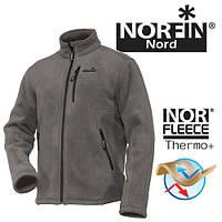 Куртка из флиса Norfin North Gray (476104-XL)