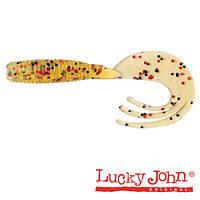Твистеры Lucky John SURPRISE 3,5/015 20шт. (140019-015)