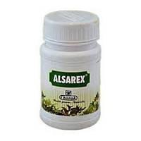 Лечение язвы Алсарекс, Чарак / Alsareks, Charak / 40 tab