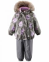 Комплект зимний для девочки Reimatec Muhvi 513102R, цвет 9392