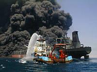 """Морпен """"СОФИР"""" - пенообразователь для тушения пожаров на морской воде."""