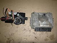 ЭБУ (комплект) (3,0 V dci 16V) Renault Master 2 03-10 (Рено Мастер 2), 8200391957