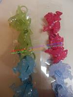 Резинка для волос BIG6559 микрофибра 24 шт