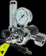 Регулятор давления углекислотный с ротаметром и подогревом У-30-П (36В)