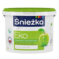 SNIEZKA EKO снежно-белая, 3 л/4,2 кг