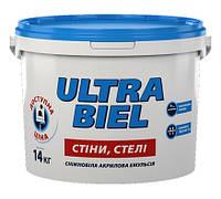 Краска Sniezka ULTRA BIEL, 1 л/1,4 кг