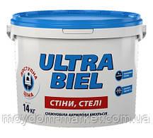Краска Sniezka ULTRA BIEL15л/ 20кг