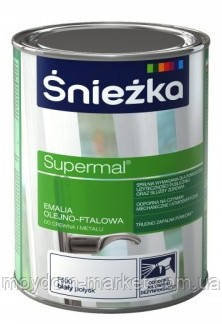 SUPERMAL олійно-фталева т.синя 0,8мл/0,9кг F530 /PL