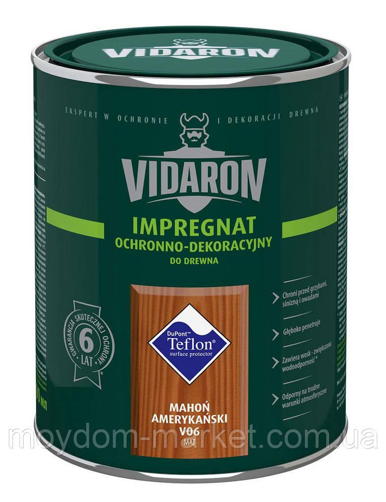 VIDARON impregnat V08 палісандр королівський 0,7л