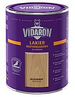 VIDARON Лак для паркета бесцветный-полуматовый, 0,75л