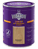 VIDARON Лак для паркета бесцветный - высокий блеск, 2,5л