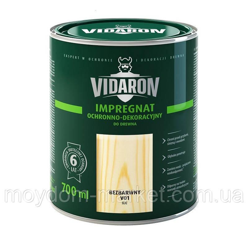 VIDARON impregnat V01 безбарвний 2,5л PL
