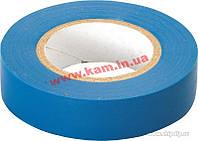 Изолента електротех. 0,15ммх15мм, 20м, синяя (71728BL)