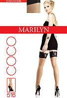 "Женские чулки ""Marilyn""COCO 516 20den"