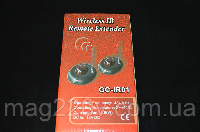 Радиоудлинитель пульта GC-IR01