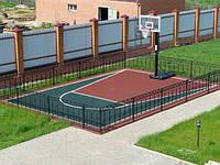 Покрытие для спортивных площадок и залов