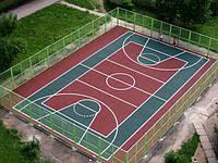 Гумове покриття для спортивних майданчиків/резиновое покрытие