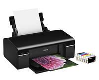 Сброс абсорбера струйного принтера