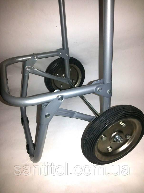 e1a544ea9f29 ... фото Хозяйственная тележка с сумкой и на желлезных колесах с подшипником