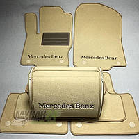 Vip tuning Ворсовые коврики в салон Mercedes W163 ML350/500 1998-2005г. АКП