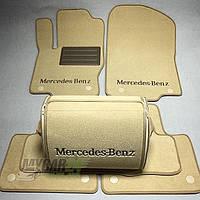 Vip tuning Ворсовые коврики в салон Mercedes W220 99г> Long S-500