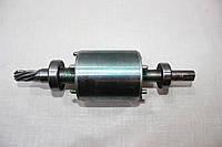 Ротор редуктора редукторной бетономешалки 140л
