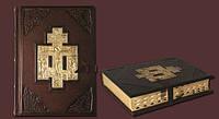 Библия большая с литьем 22*30*6