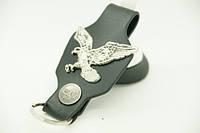 Брелок кожаный для ключей .33
