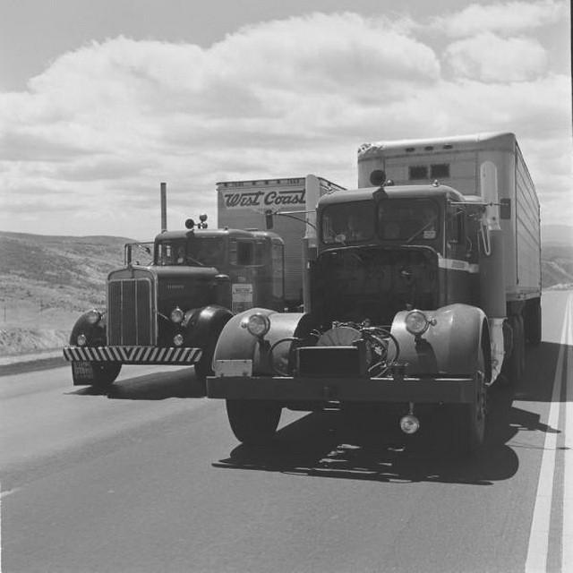 Экпериментальный грузовик Kenworth