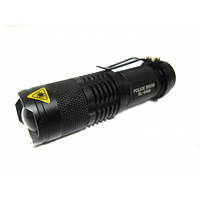 Тактический фонарик Police 3000w с линзой BL-8468, фото 1