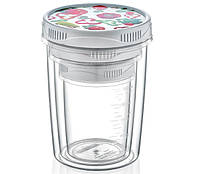 Набор пищевых судков Style box 3 в 1, 3 л