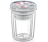 Набор пищевых судков Irak Plastik Style box 3 в 1, (0.4л, 0.8л, 1.4л)