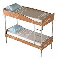 Кровать двухъярусная  1900x800x1660 мм.