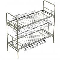 Кровать армейская разборная ГОСТ 2056-77 (Тип А)