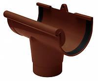 Воронка желоба ПВХ. 90x75  Водосточные системы Rainway (Ренвей)