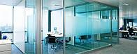 Проектирование и монтаж элементов интерьера из стекла для офиса (любая сложность работ)
