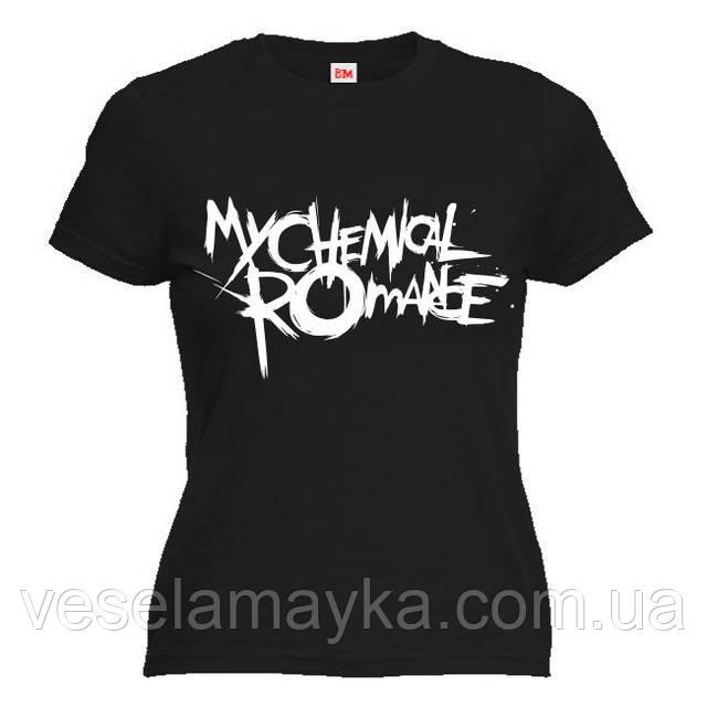 Купить Футболка My Chemical Romance (Мой химический романс)