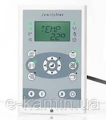 Familyline 3200-Design для электропечей с увлажнителем в сауну, cо стеклянной панелью управления DESIGN