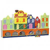 """Стенка для игрушек """"Амстердам"""""""