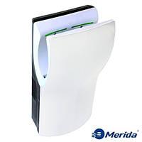 Сушилка для рук скоростная Merida DFP белый карман, Испания