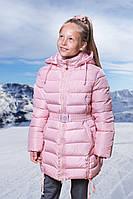 Полу-пальто FREEVER для девочки роз 8652